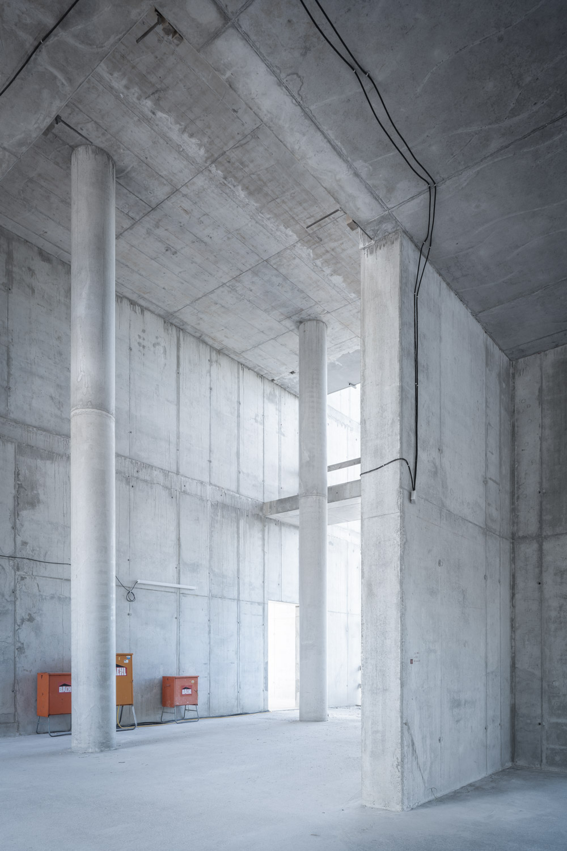 Karl Turm Baustelle