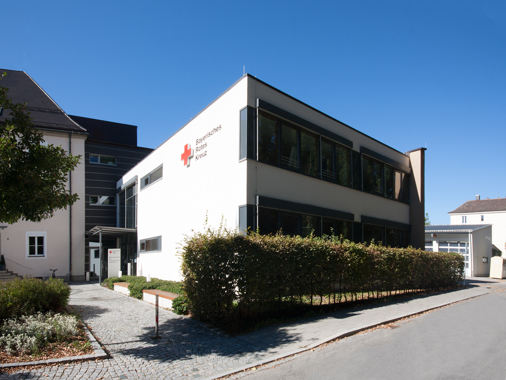 BRK Deggendorf – Kress Aumeier Architekten
