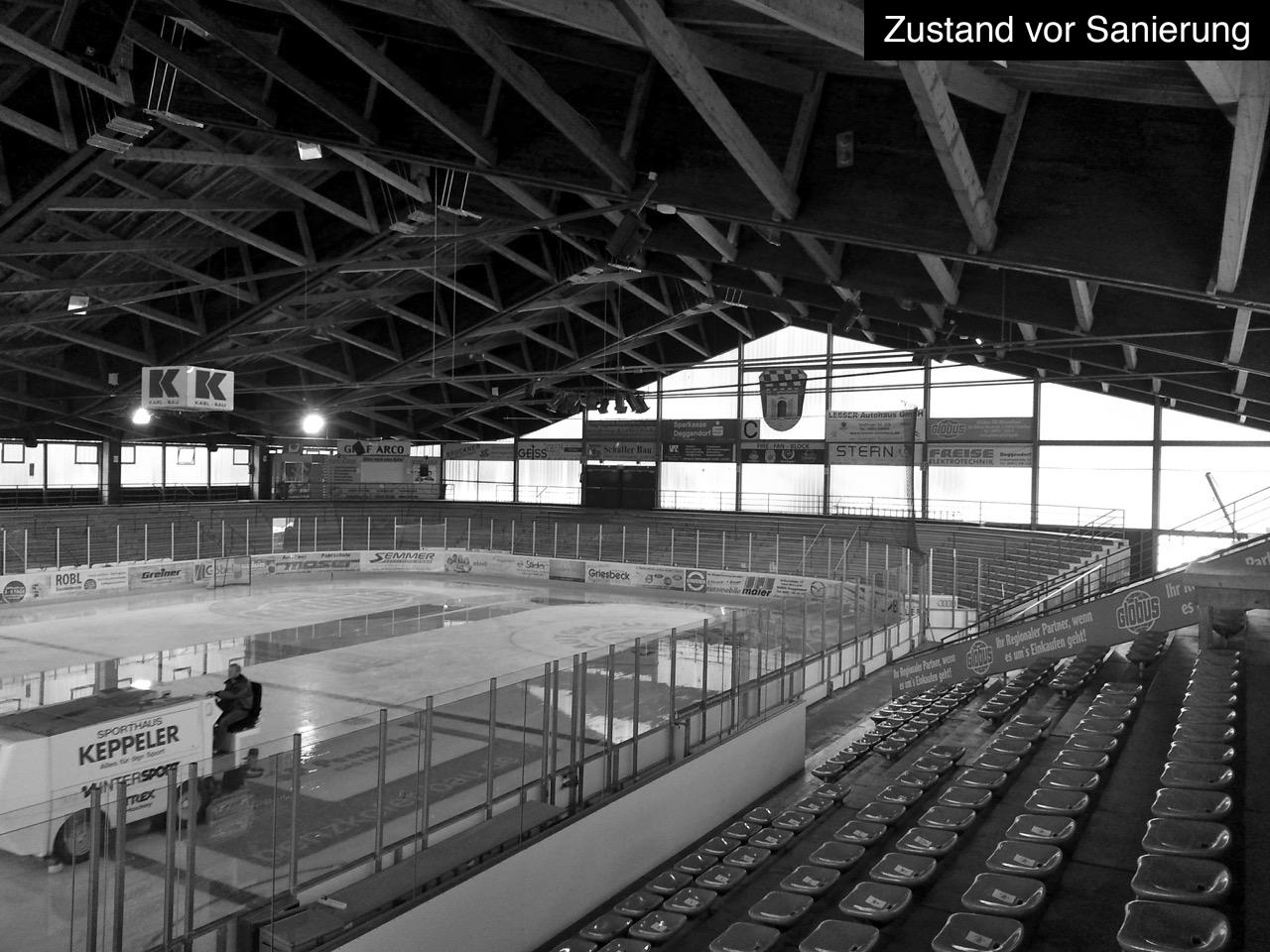 Eisstadion-Bestand